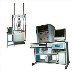 Servo Hydraulic Shock Absorber Testing Machine