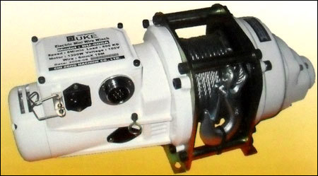 High Performance Super Mini Electric Wire Winch In Taipei