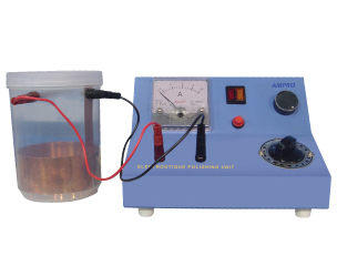 Electrolytic Polishing Unit