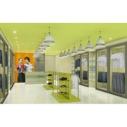 Retail Showroom Interior Design Solutions