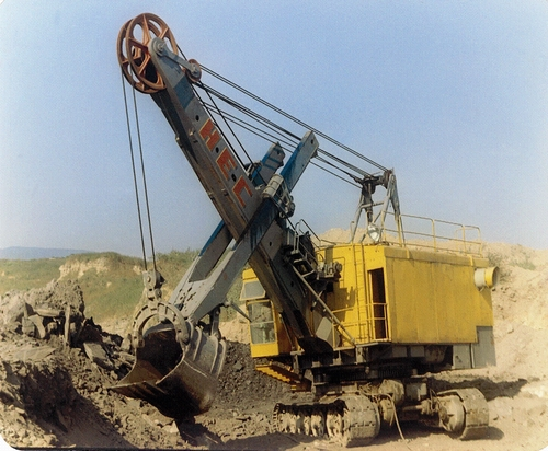 5 Cum Electric Rope Shovel
