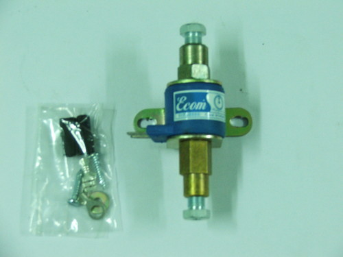 Gas Solenoid (6/8)