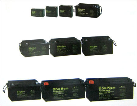 Smf Battery (7.2ah - 200ah)