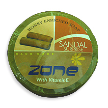 Sandal Surprise Beauty Soap