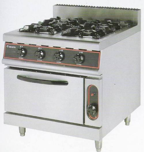 Continental Gas Cooking Range With Oven