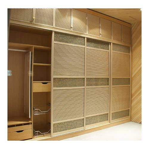 Designer wardrobe in dlf phase i gurgaon haryana india vishwakarma furnitures - Wardrope designs ...