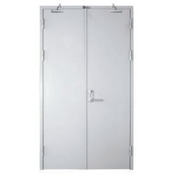 Steel Fire Check Doors