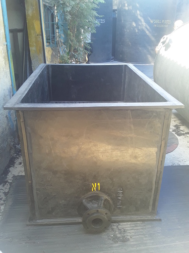 HDPE Pickling Tanks