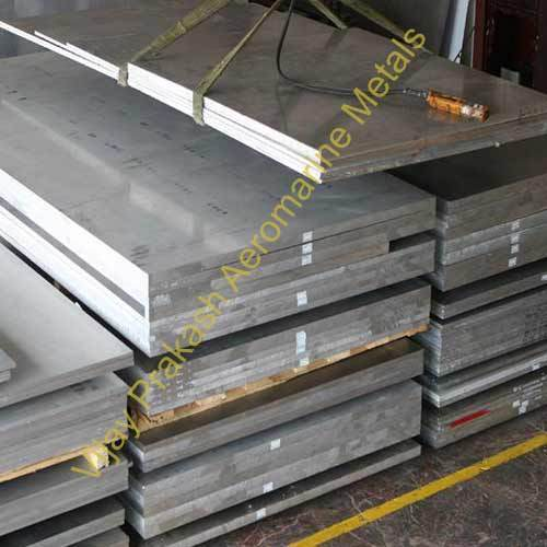 Aluminium Hot Rolled Plates
