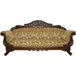 Wooden Sofa Sets Indian carved Sofa Sets Carving Wooden