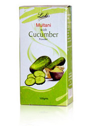 Face Care Multani With Cucumber Powder