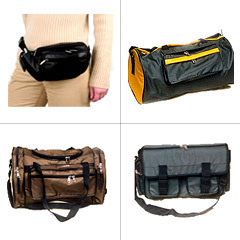 Travelers Bags & Belts