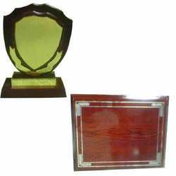 Promotional Metallic Trophies