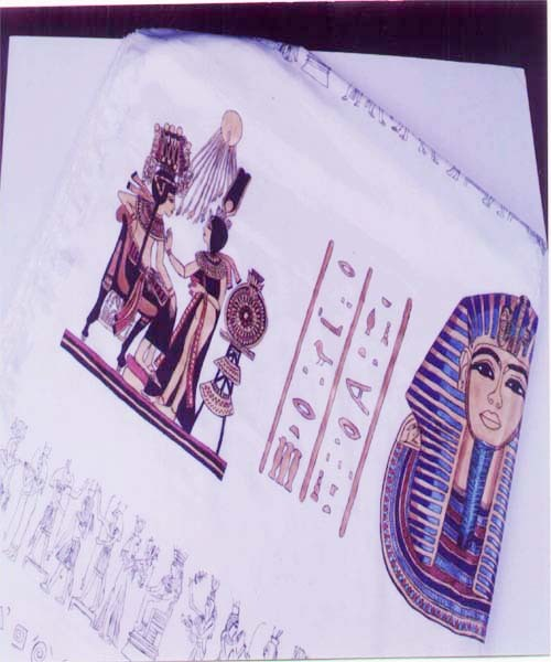 Egyptian Saree