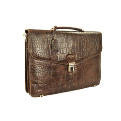Gents Leather Hand Bag