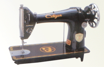 Ta-1-103k (Rounded) Sewing Machine
