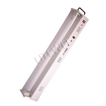 Industrial Emergency Light With 20w FTL Lamp