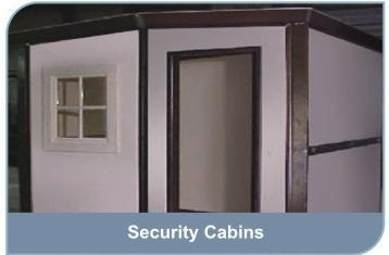 Security Cabin Structures