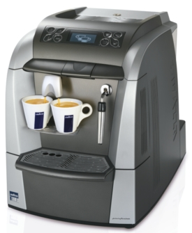 LAVAZZA Blue Coffee Vending Machine