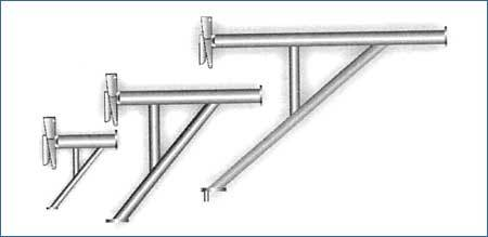 Scaffolding Steel Board Bracket