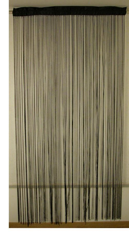String Panel Curtain