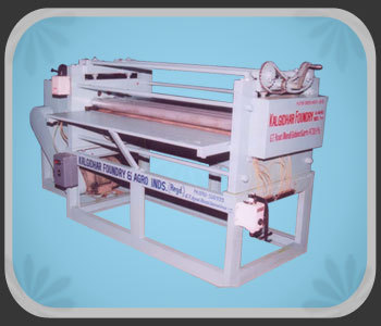 Oil Drum Sheet Straightening Machine