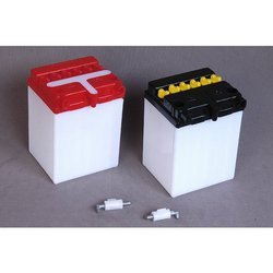 2.5 LC Sealed Battery Container