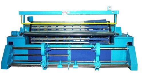Sectional Warping Machine