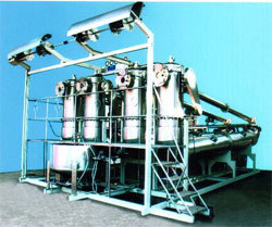 Soft Overflow Dyeing Machine