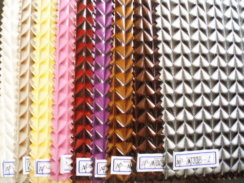 PVC Leather For Bags/Suitcase/Luggage