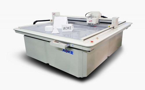 Paper Box Sample Cutting Plotter Machine