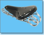 Plastic Top Bicycle Saddles