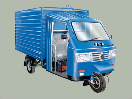 Three Wheeler Auto Rikshaw Bodies