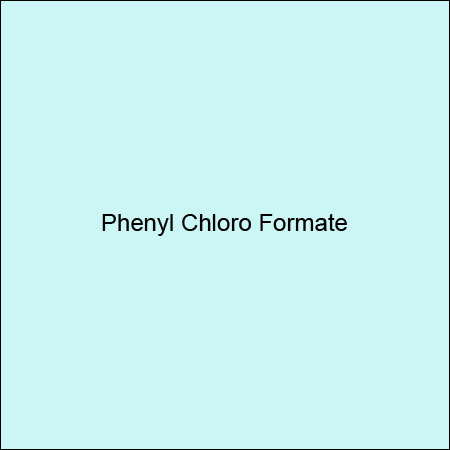 Phenyl Chloro Formate