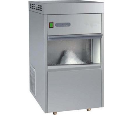 Snowflake Ice Making Machine