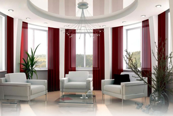 Electric Window Curtains
