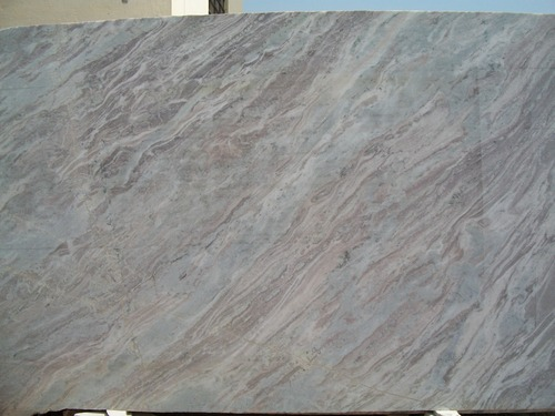 Commercial Grey White Marble