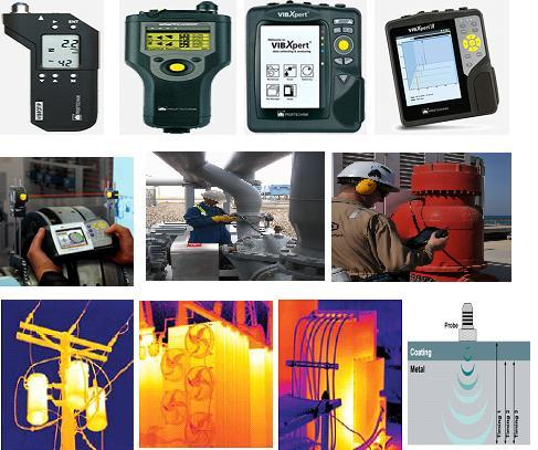 Condition Monitoring Alignment Systems Thermography And Reliability Services