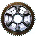 Rear Wheel Chain Sprockets for JAWA 350 CC Motorcycle