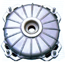 Front Wheel Hub for 100 CC Two Wheelers