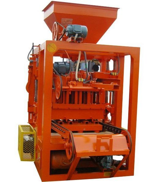Block Making Machine (QT4-24)