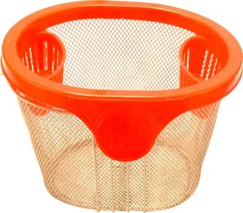 Metal Basket With Plastic Cover