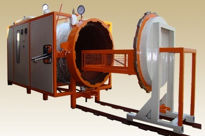 Steam Dewax Autoclave