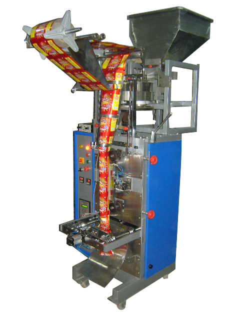 Nitrogen Packing Machine Automatic Nuts Packing Machine