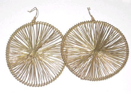 Designer Costume Earrings