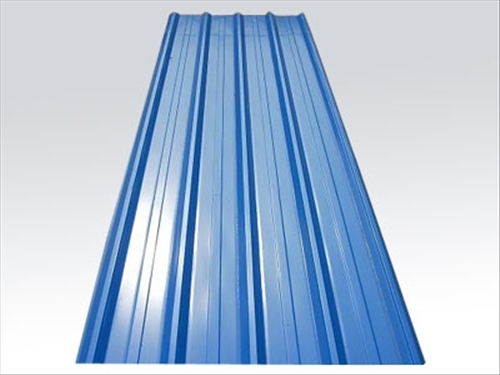 Color-Coated Steel Roof Tile