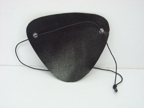 Leather Pirate Eyepatch