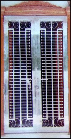 Stainless Steel Door Grills In Mehsana Gujarat India