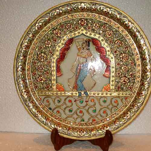 Marble Handicraft India Marble Handicrafts Plates