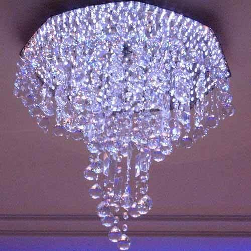 Crystal Chandelier Online India: Dew Drop Crystal Chandeliers In Delhi, Delhi, India